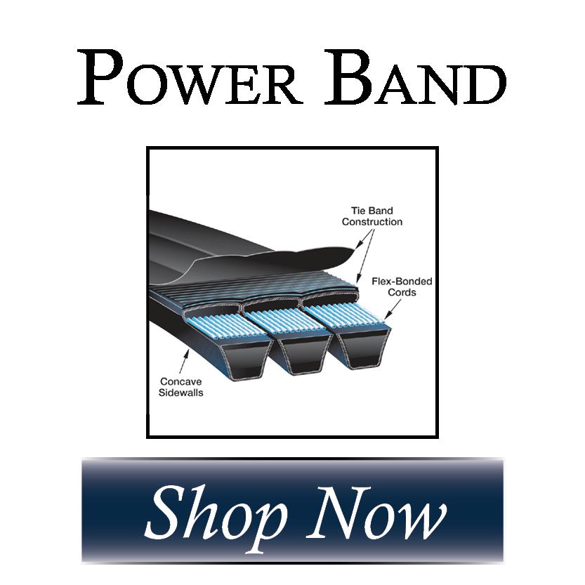 PowerBand V-Belts