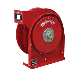 Premium Duty Spring Retractable Hose Reel - Hydraulics, Pneumatics and