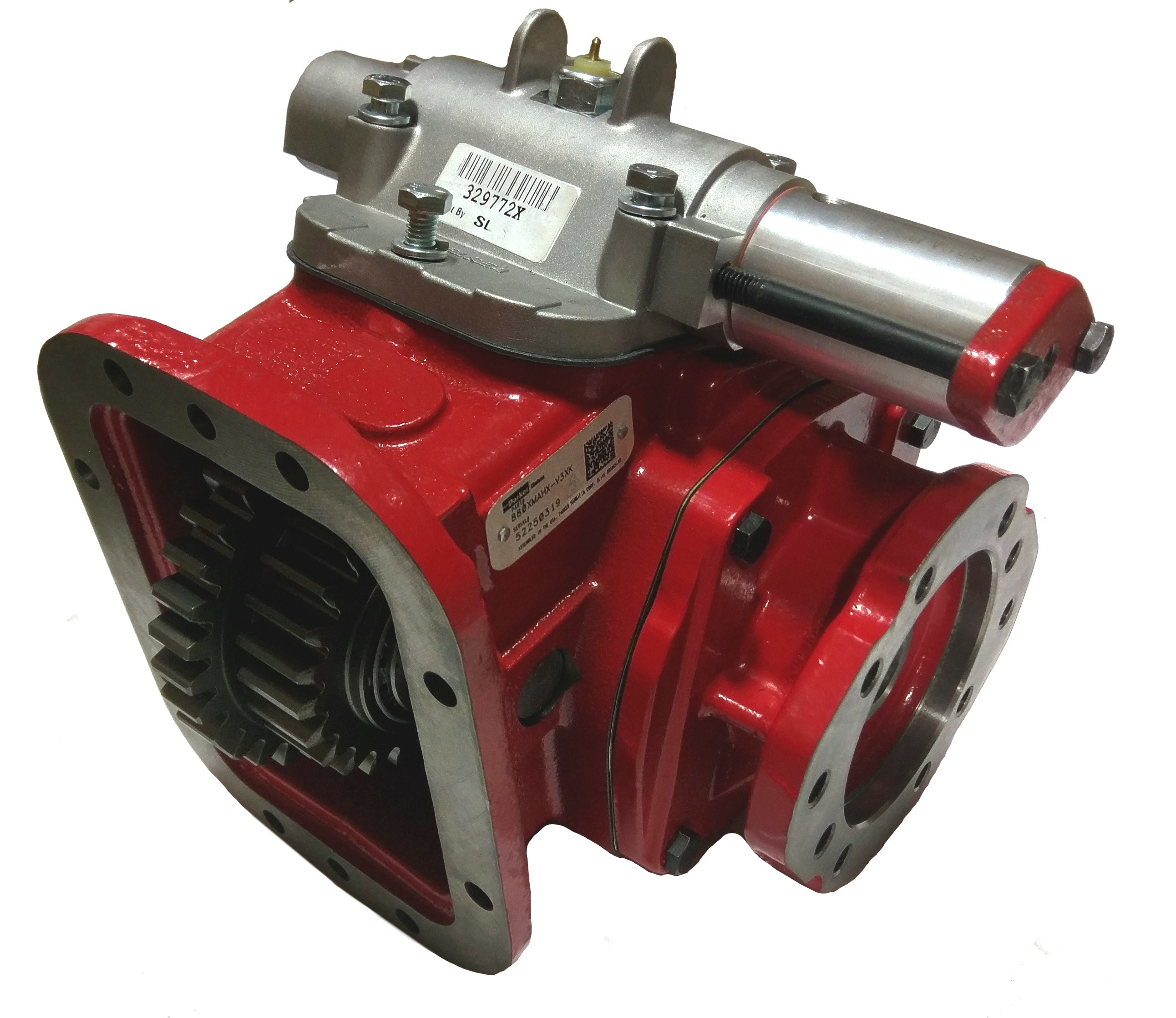 Chelsea 880 Series Pto 8 Bolt Mount Hydraulics