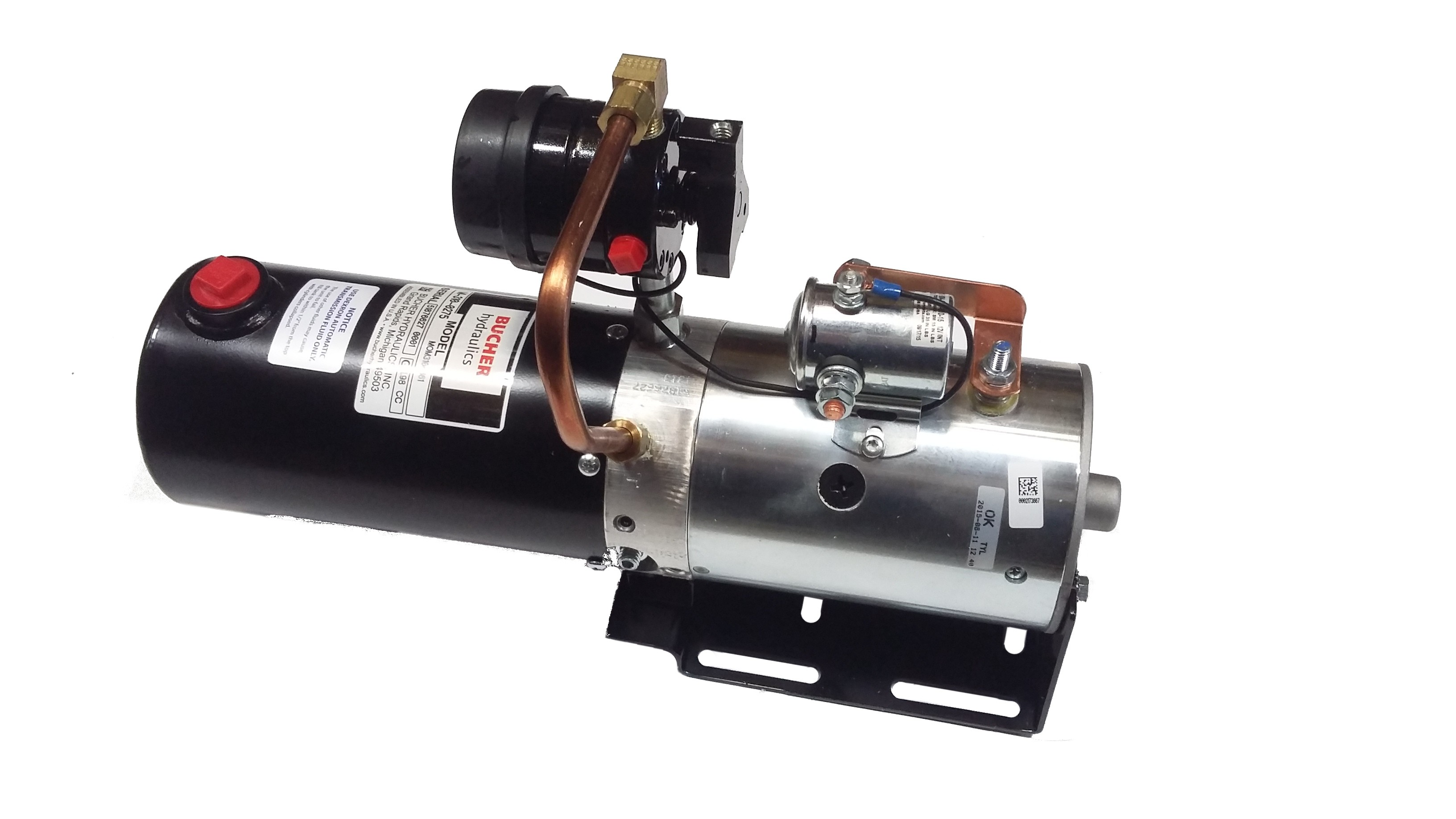 Transmission Repair Cost >> Monarch 12 Volt Dc Power Unit - Hydraulics, Pneumatics and Power Transmission at Beiler Hydraulics