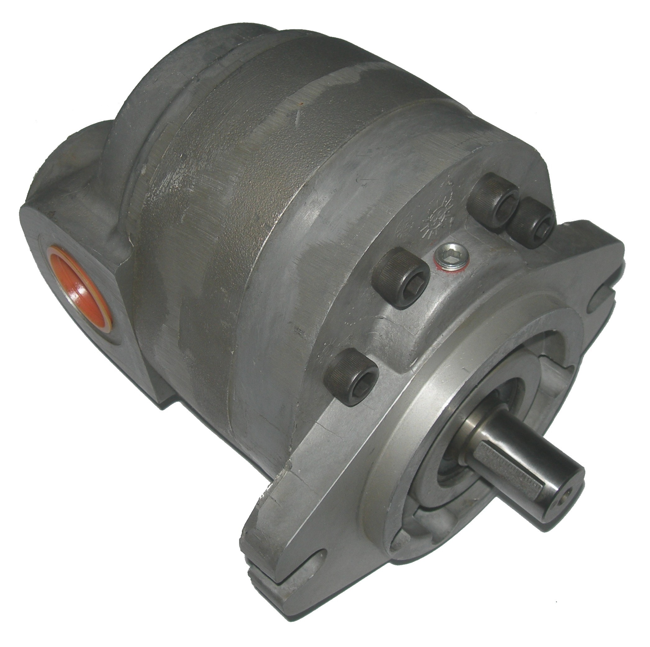 50 series cross gear pump motor hydraulics pneumatics for Air powered gear motor