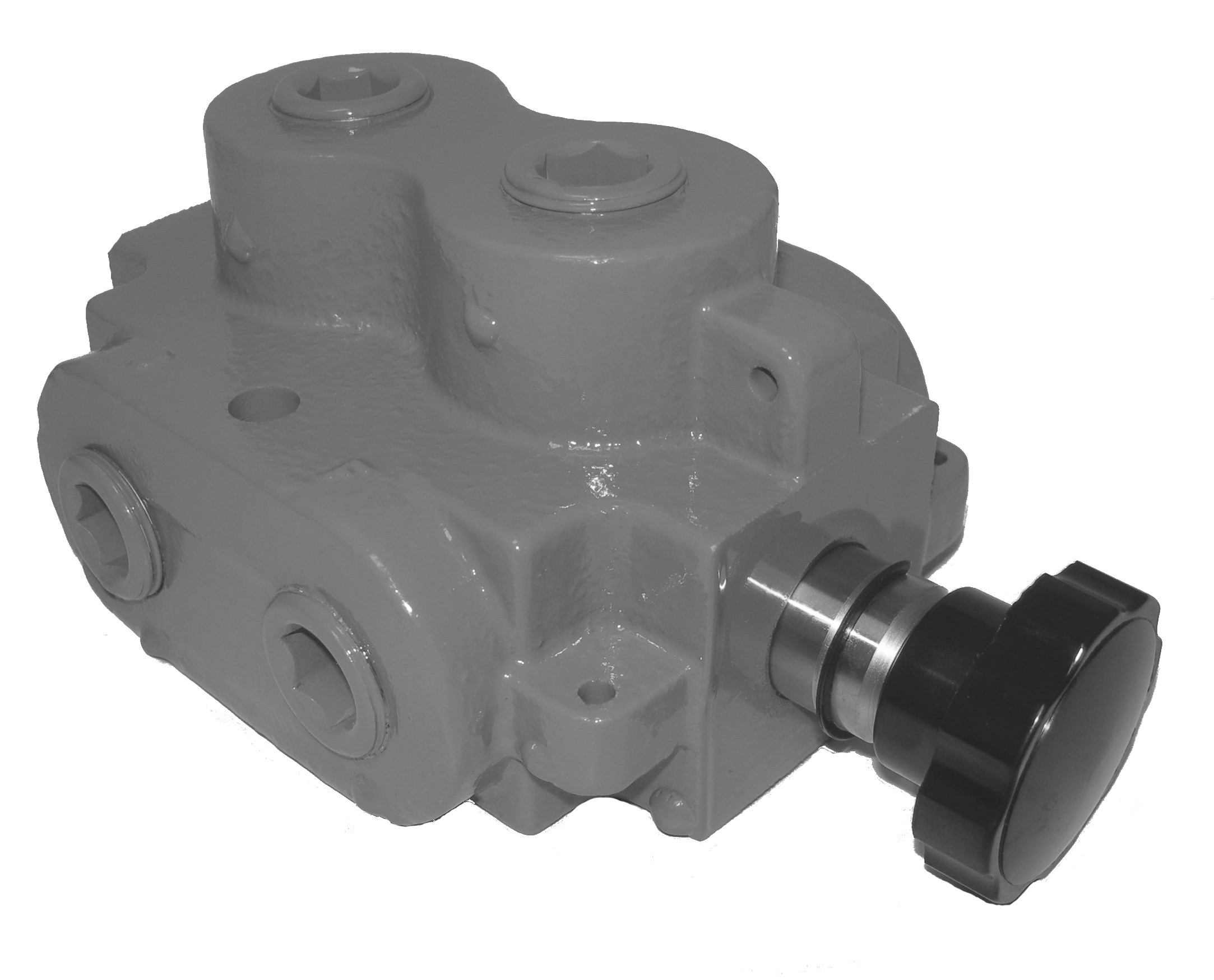 Prince Double Selector Valve Hydraulics Pneumatics And