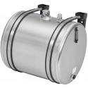 American Mobile Power - Aluminum Saddlemount 50 Gallon Hydraulic Tank W/Stainless Straps